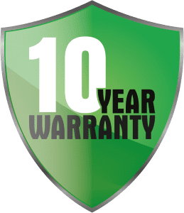 Woodhouse Air Conditioning Warranty Badge